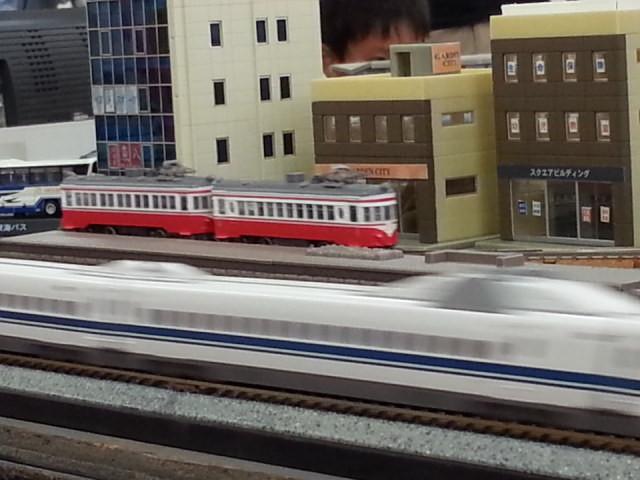 20160702_151904 北部公民会鉄道模型展 - 名鉄岐阜3線をはしっとった電車