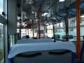 20160705_114055 東岡崎いきバス - 大岡町荒古交差点(つぎの唐津でひとり