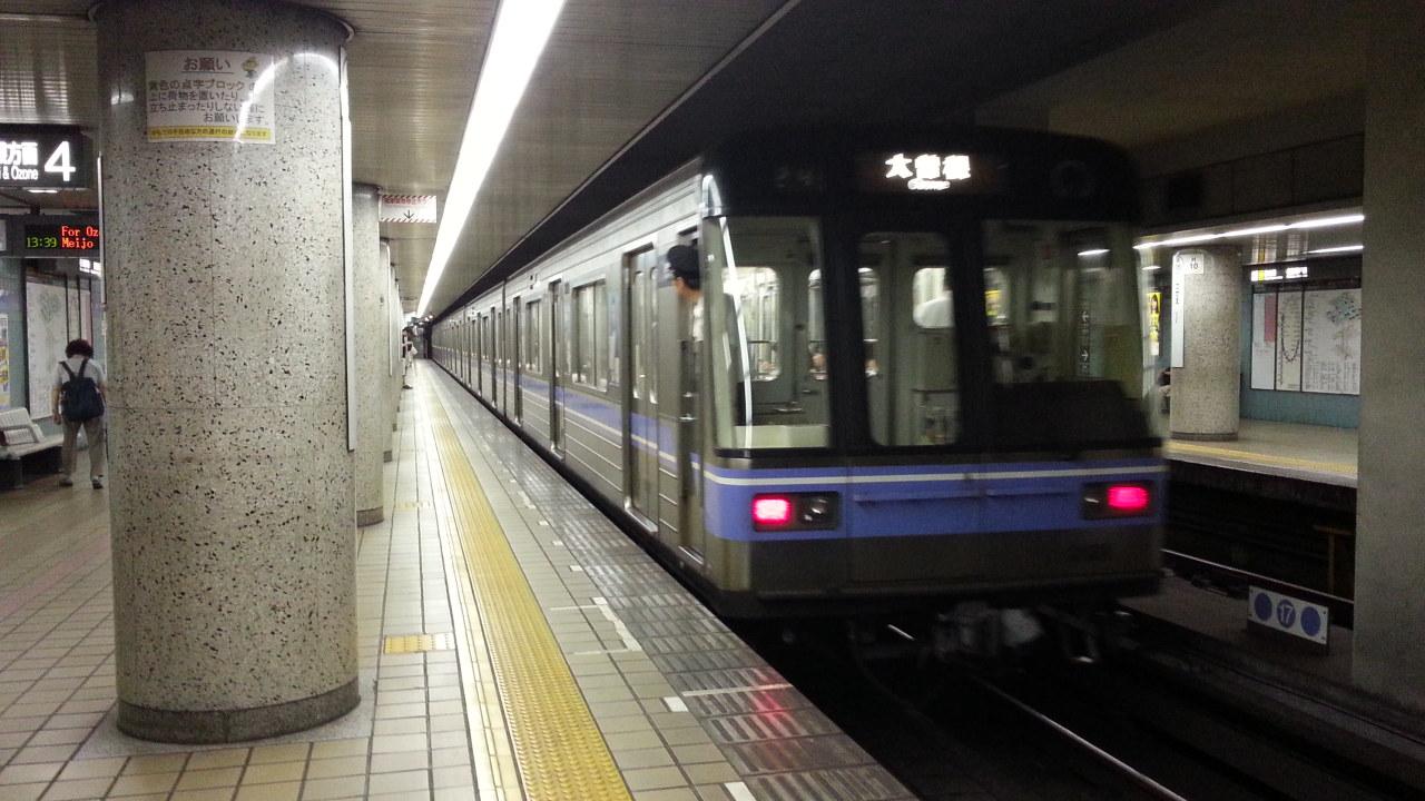20160803_133425 栄 - 大曽根いき電車
