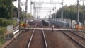 20160803_155454 四日市いき急行 - 朝明川(あさけがわ)鉄橋