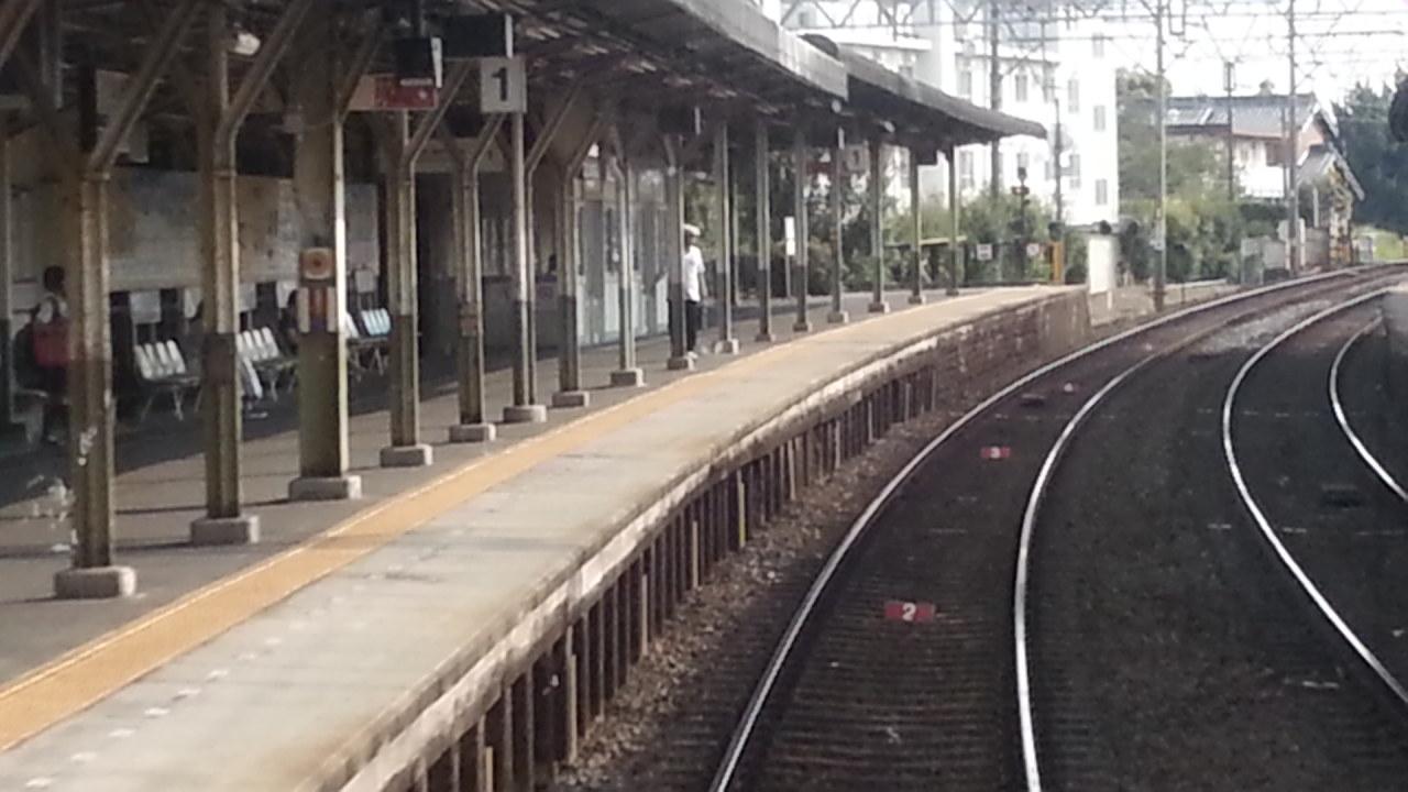 20160803_155722 四日市いき急行 - 近鉄富田