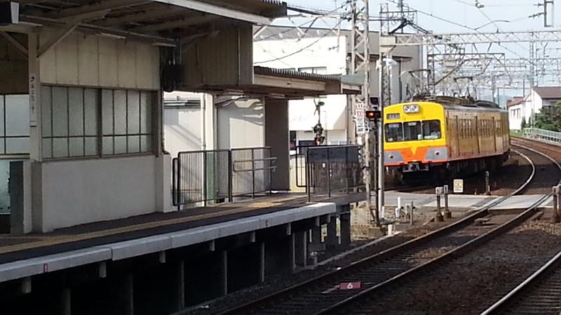 20160803_160237 近鉄富田 - 三岐線電車