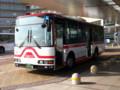 20160817_074041 更生病院 - 名鉄バス