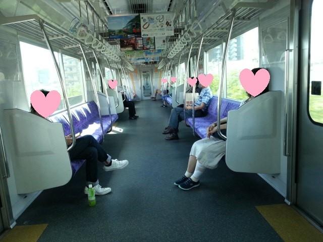 20160821_140735 尾張瀬戸いきふつう - 車内