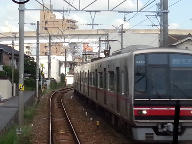 20160821_141232 尾張瀬戸いきふつう - 矢田-守山自衛隊前間