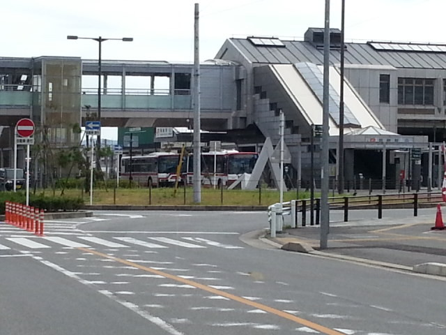 20160903_140729 福岡町いきバス - 岡崎駅前