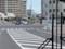20160903_141122 福岡町いきバス - 柱町上荒子交差点を右折