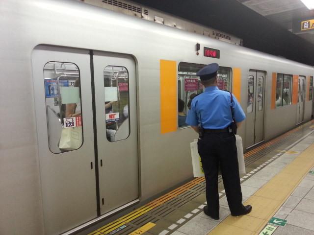 20160910_173220 渋谷 - 押上いき