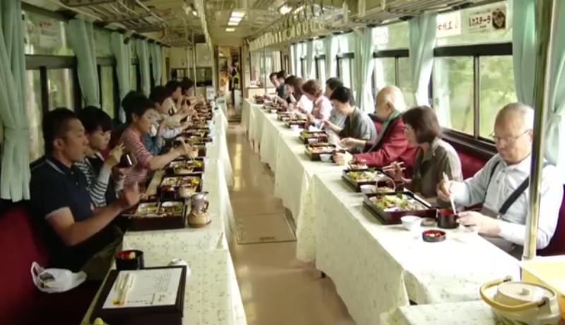 明知鉄道広報担当の伊藤温子さん - 鉄道チャンネル (16)