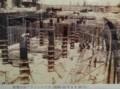 20160915 名鉄資料館 (20) 写真 - 貴賓室まえフラットスラブ(1938.5.30)855-63