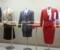 20160915 名鉄資料館 (61) もの - パノラマメイツとフレッシュメイツの制服