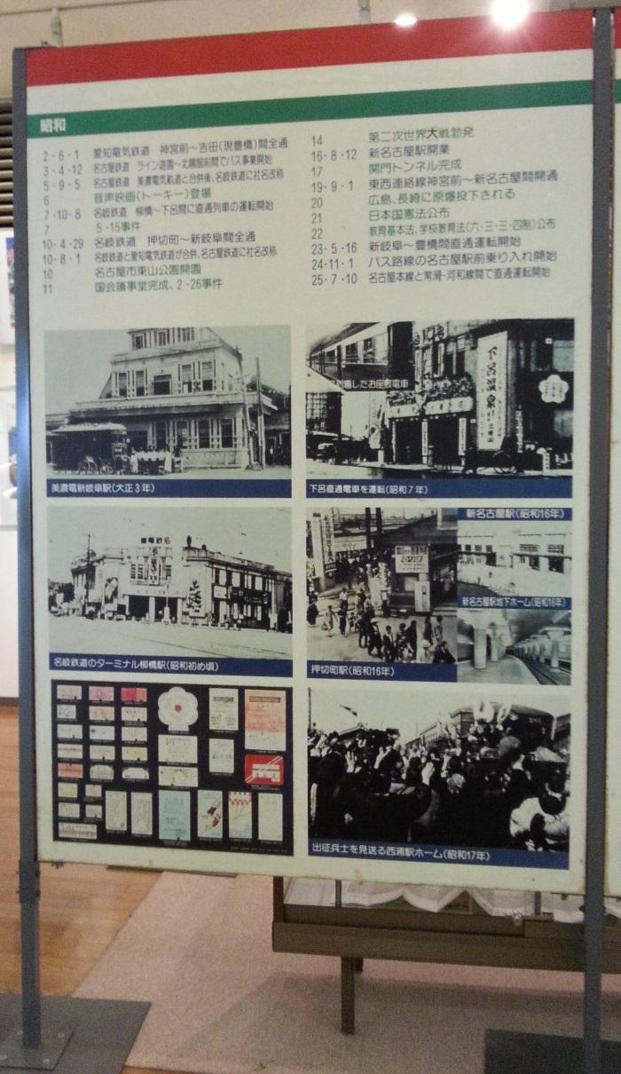 20160915 名鉄資料館 (64) 写真 - 昭和の歴史 700-1210