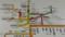 20160915 名鉄資料館 (79) 路線図 - 鉄軌道開業いちらん 1080-610