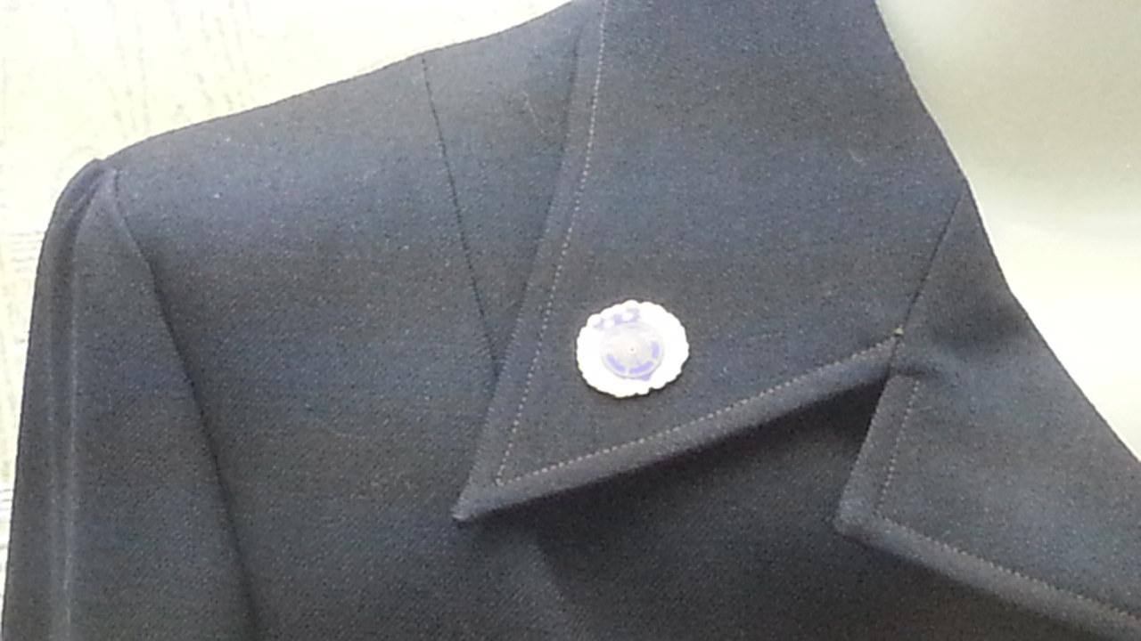 20160915 名鉄資料館 (91) もの - 襟章