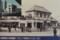 20160915 名鉄資料館 (98) 開業時の柳橋(1913年)980-650