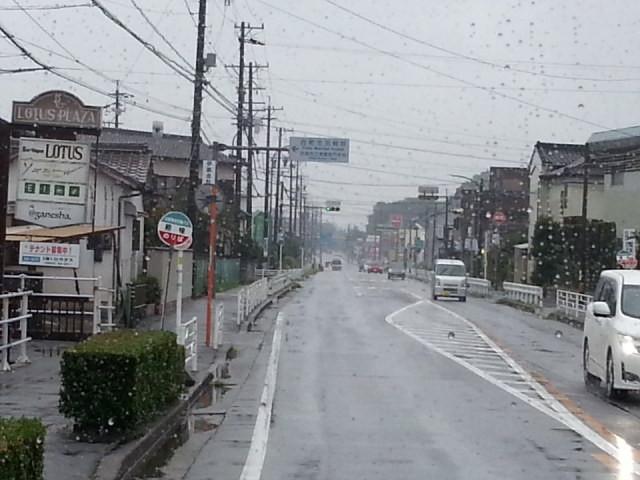 20160922_091716 岡崎駅西口いきバス - 熊味バス停