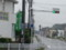 20160922_091807 岡崎駅西口いきバス - 左折して市民病院え