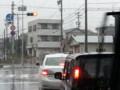 20160922_094303 岡崎駅西口いきバス - 福岡郵便局前バス停(玉川橋)