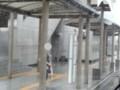 20160922_094901 岡崎駅西口いきバス - 岡崎駅西口バスのりば