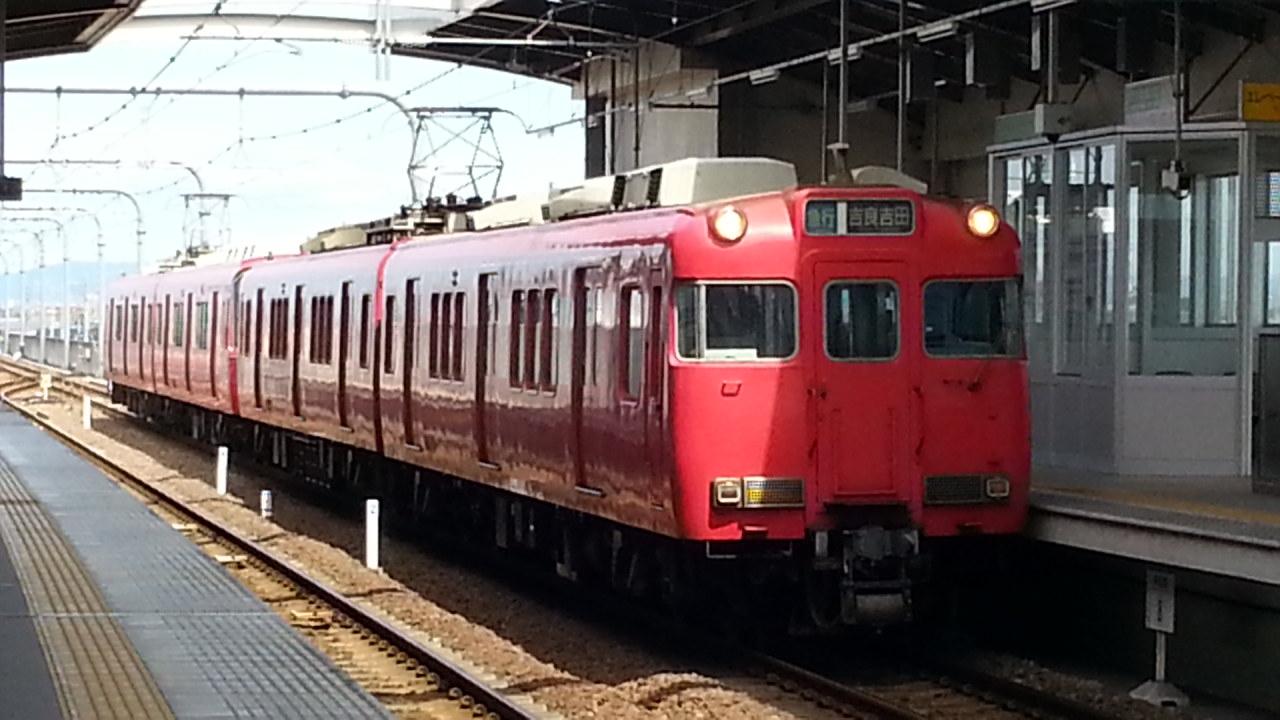 20160925_113155 桜井 - 吉良吉田いき急行(6000系と6800系)