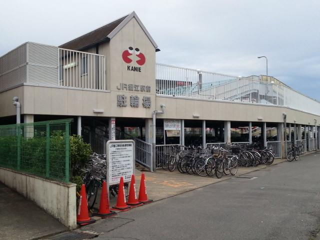 20160929_165013 蟹江=自転車おきば