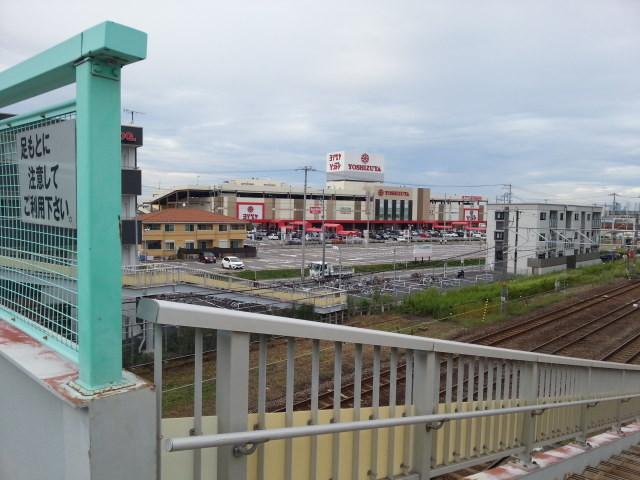 20160929_165251 蟹江=歩道橋(きた)