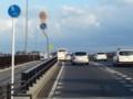20161007_160912 名鉄バス - 矢作橋のはし