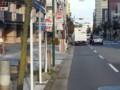 20161007_161409 名鉄バス - 岡崎公園前バス停