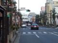20161007_161611 名鉄バス - 康生町バス停を通過
