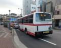 20161007_162439 東岡崎降車場 - 名鉄バス 615-480