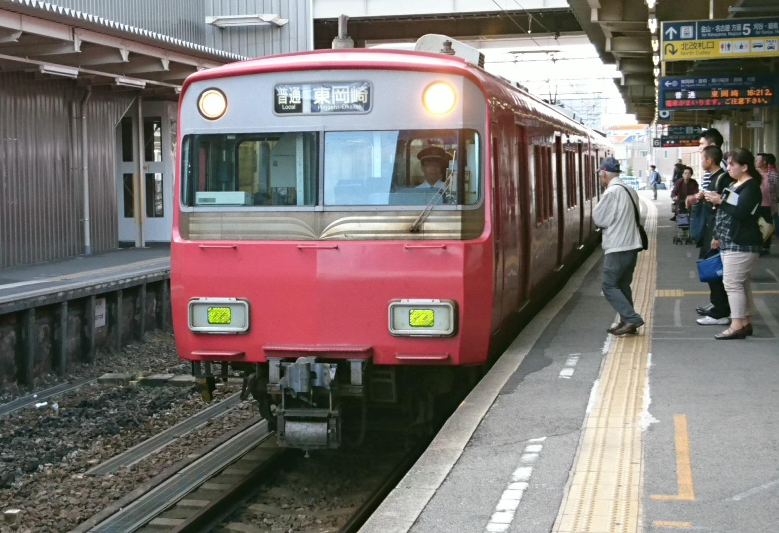 2016.10.16 (13) 知立 - 東岡崎いきふつう
