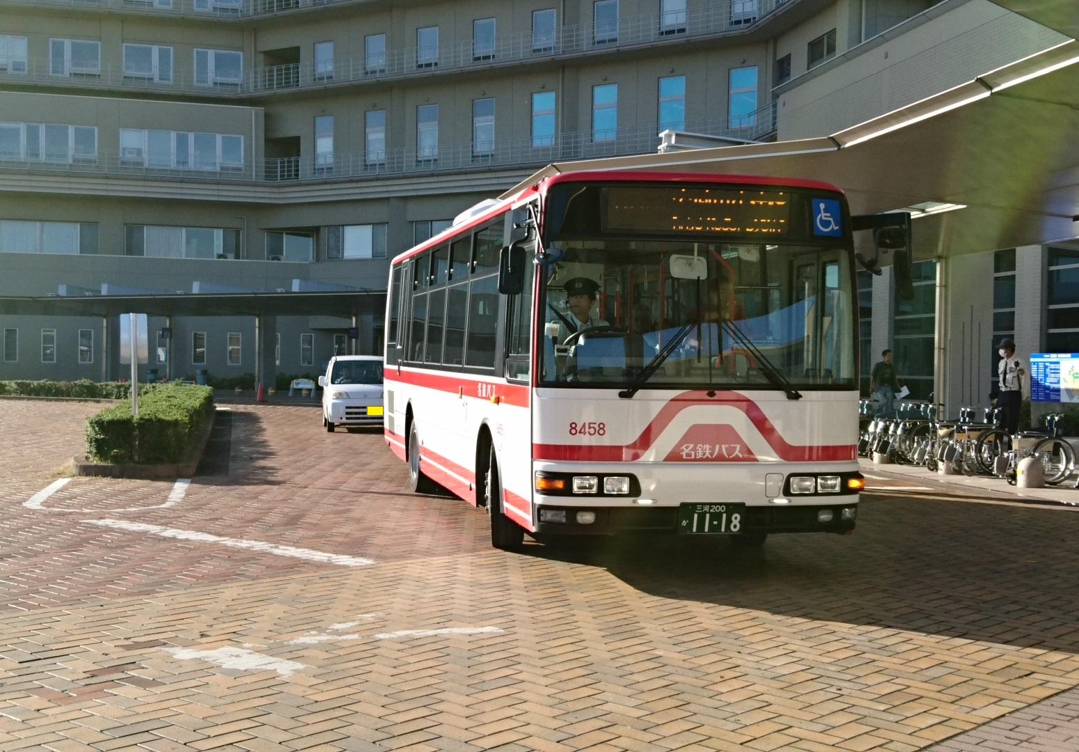 2016.10.18 名鉄バス (1) 更生病院 1550-1080