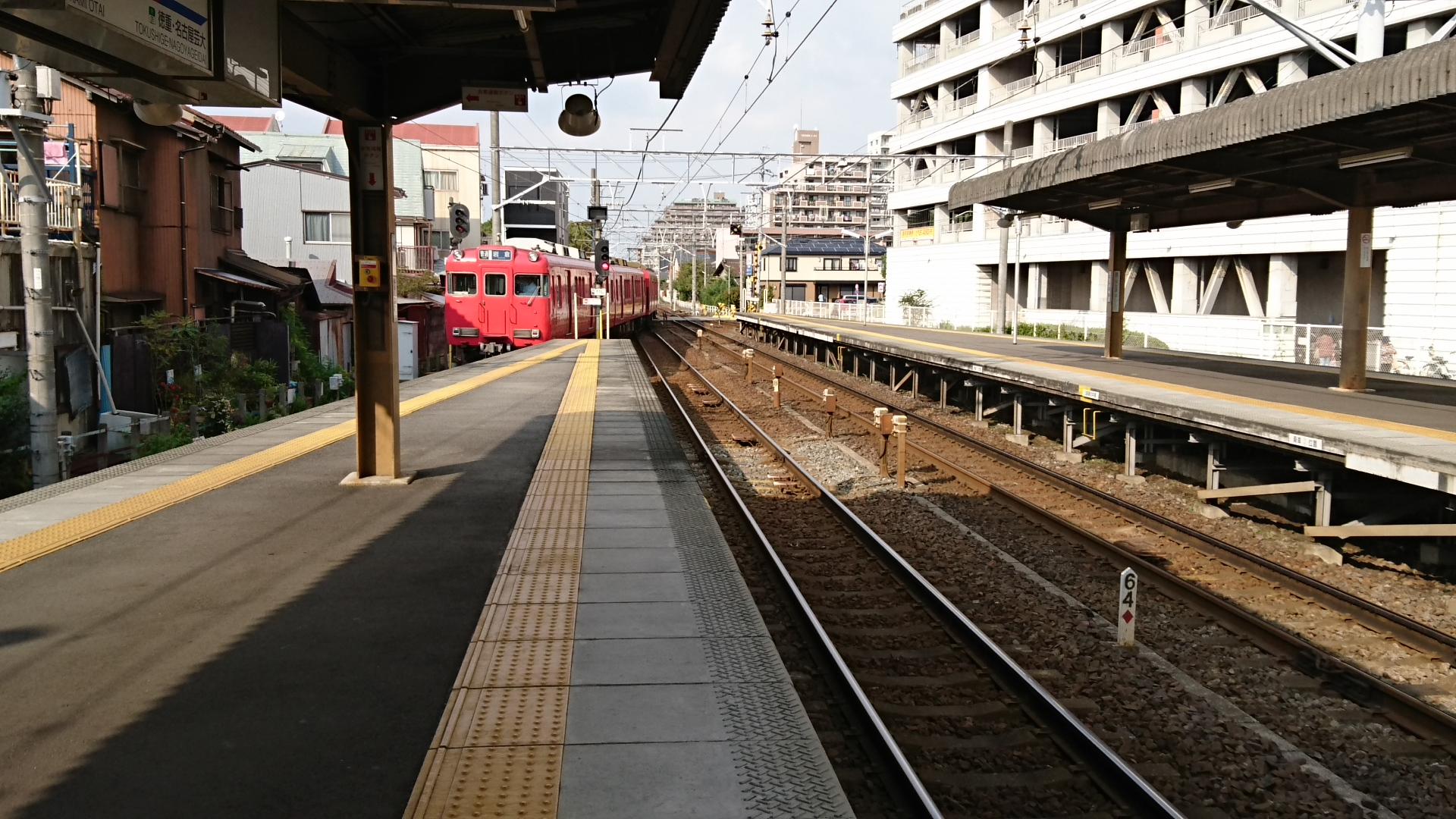 2016.10.19 西春まで (38) 西春 - 岩倉いきふつう 1920-1080
