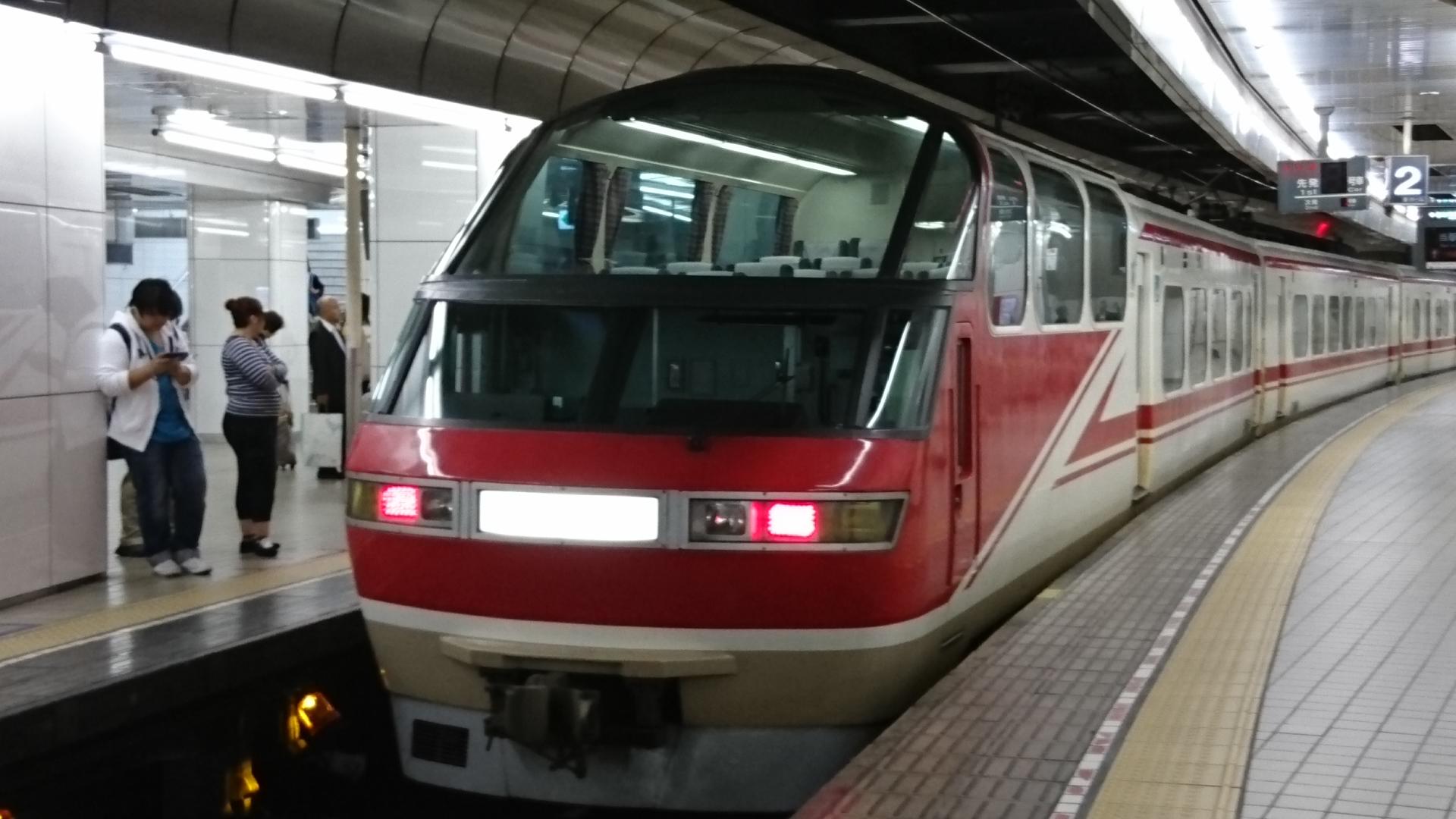 2016.10.19 西春からのかえり (18) 名古屋 - くだりパノラマスーパー