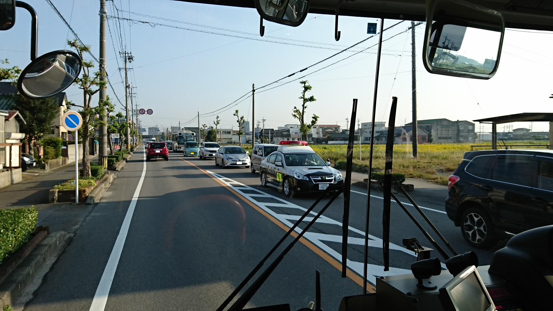 2016.10.20 (5) 名鉄バス - モアイ交差点きた 1920-1080