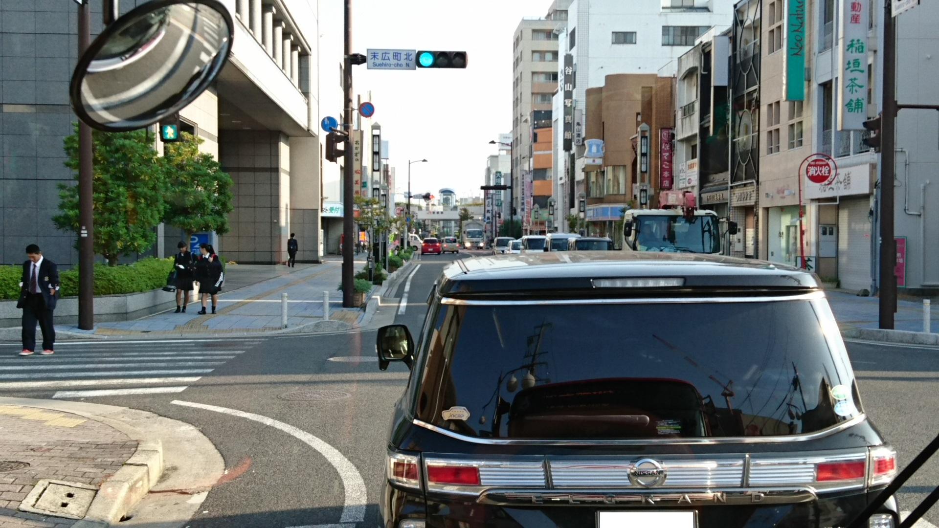 2016.10.20 (7) 名鉄バス - 碧海信用金庫本店 1920-1080