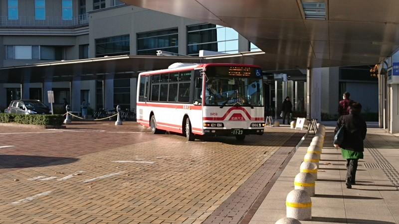 2016.11.9 名鉄バス (1) 更生病院 800-450