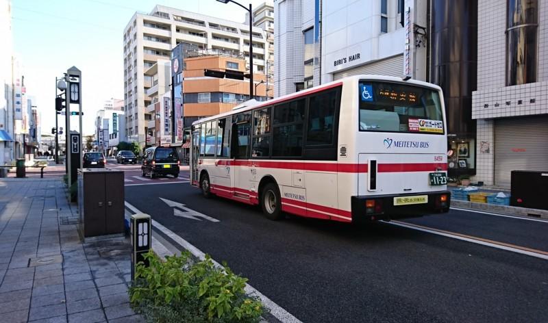 2016.11.9 名鉄バス (2) あんじょうえきまえどおり 1830-1080