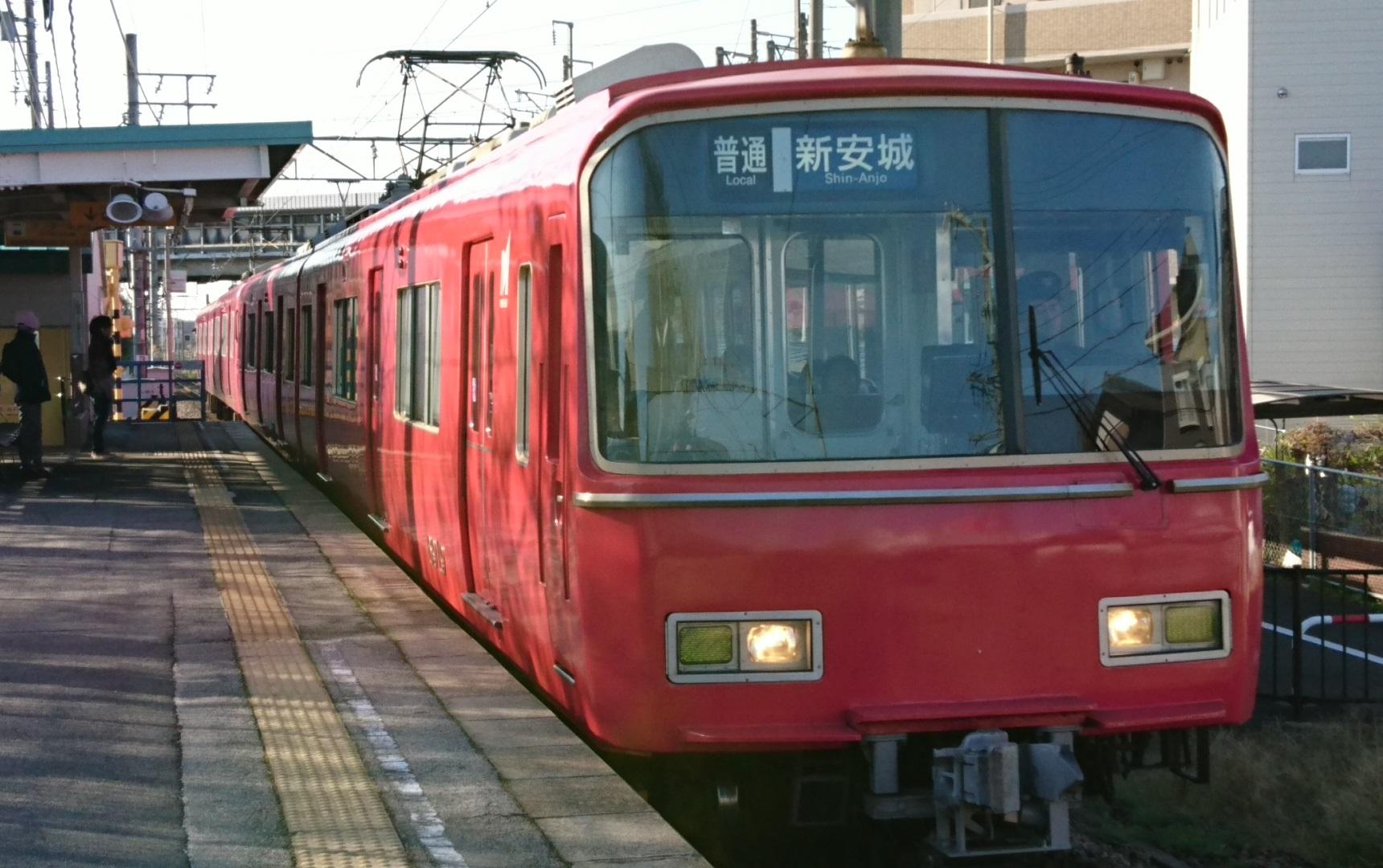 2016.11.12 名鉄 (6) 古井 - しんあんじょういきふつう 1720-1080