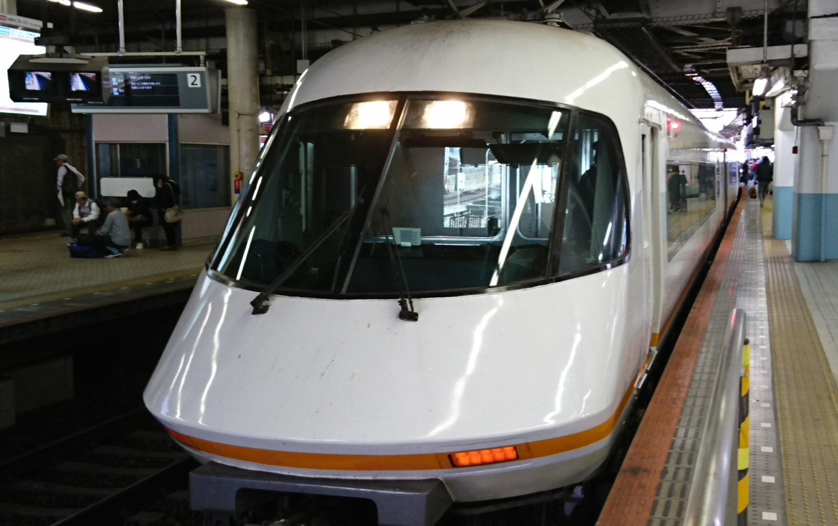 2016.11.12 近鉄 (25) 鶴橋 - アーバンライナー 1720-2080