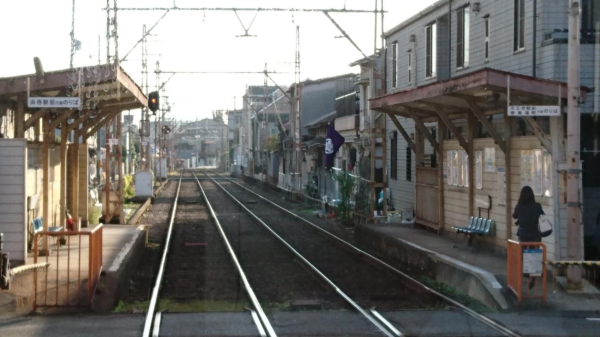 2016.11.12 阪堺電車 (13) 高須神社 1920-1080