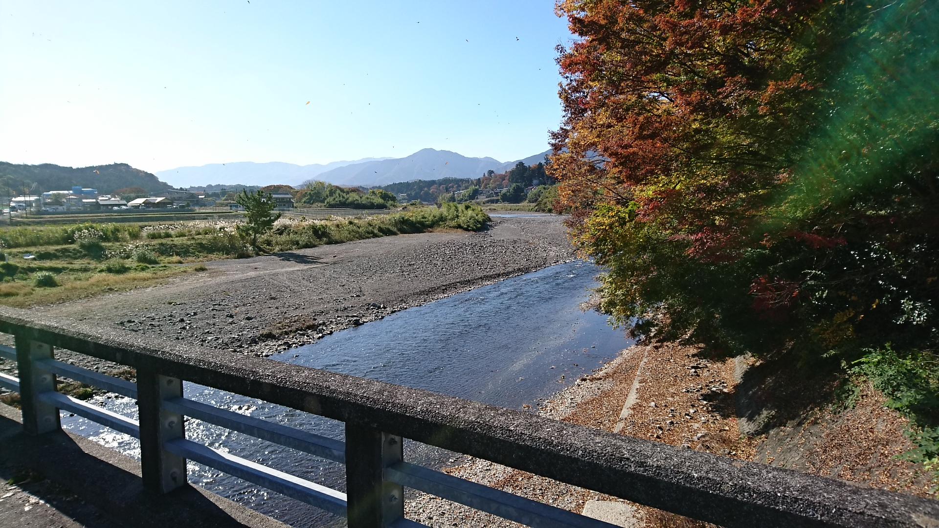 2016.11.16 上石津 (10) 下多良 - 牧田川
