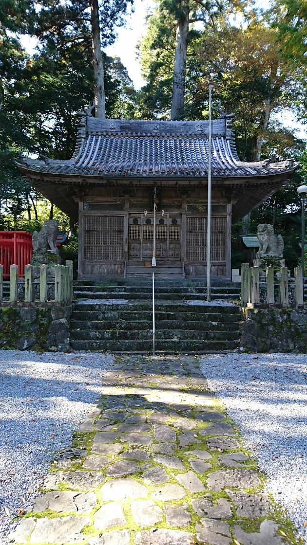 2016.11.16 上石津 (35) 宮 - 大神神社