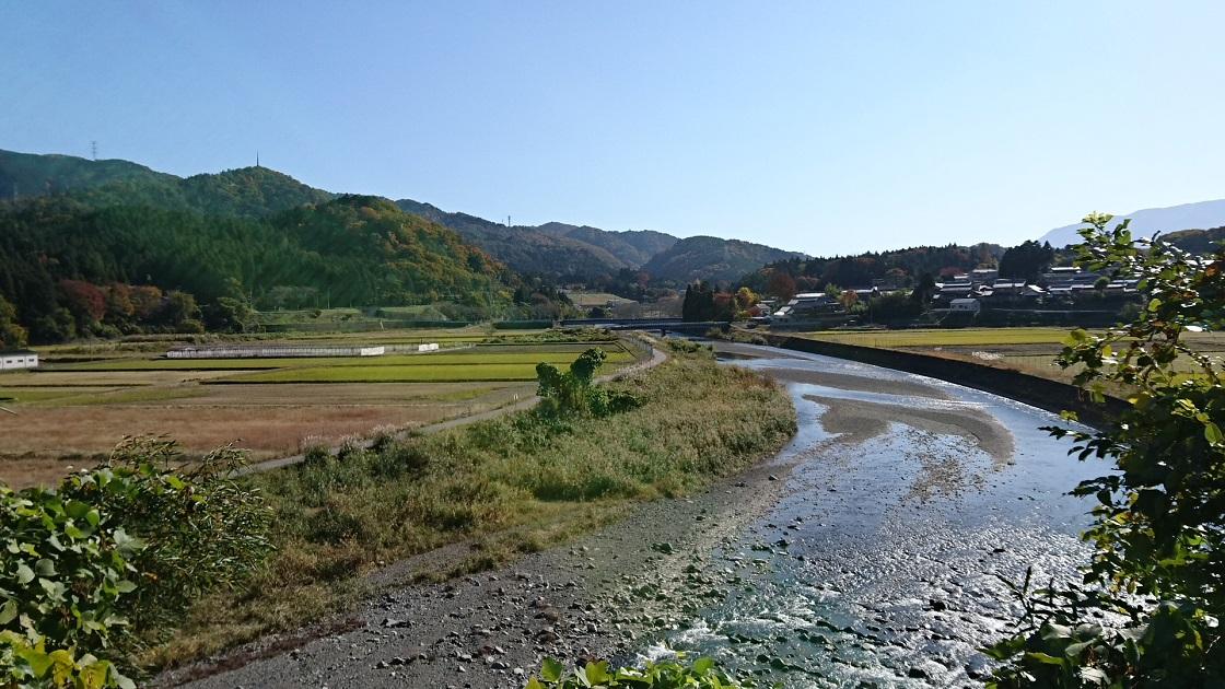 2016.11.16 上石津 (40) 宮 - 牧田川