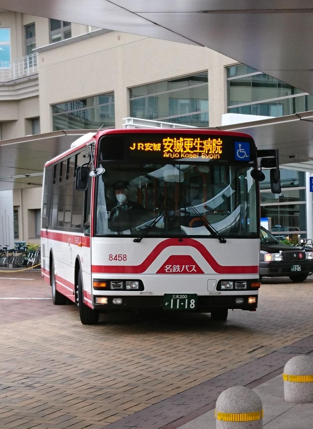 2016.11.10 更生病院 - 名鉄バス