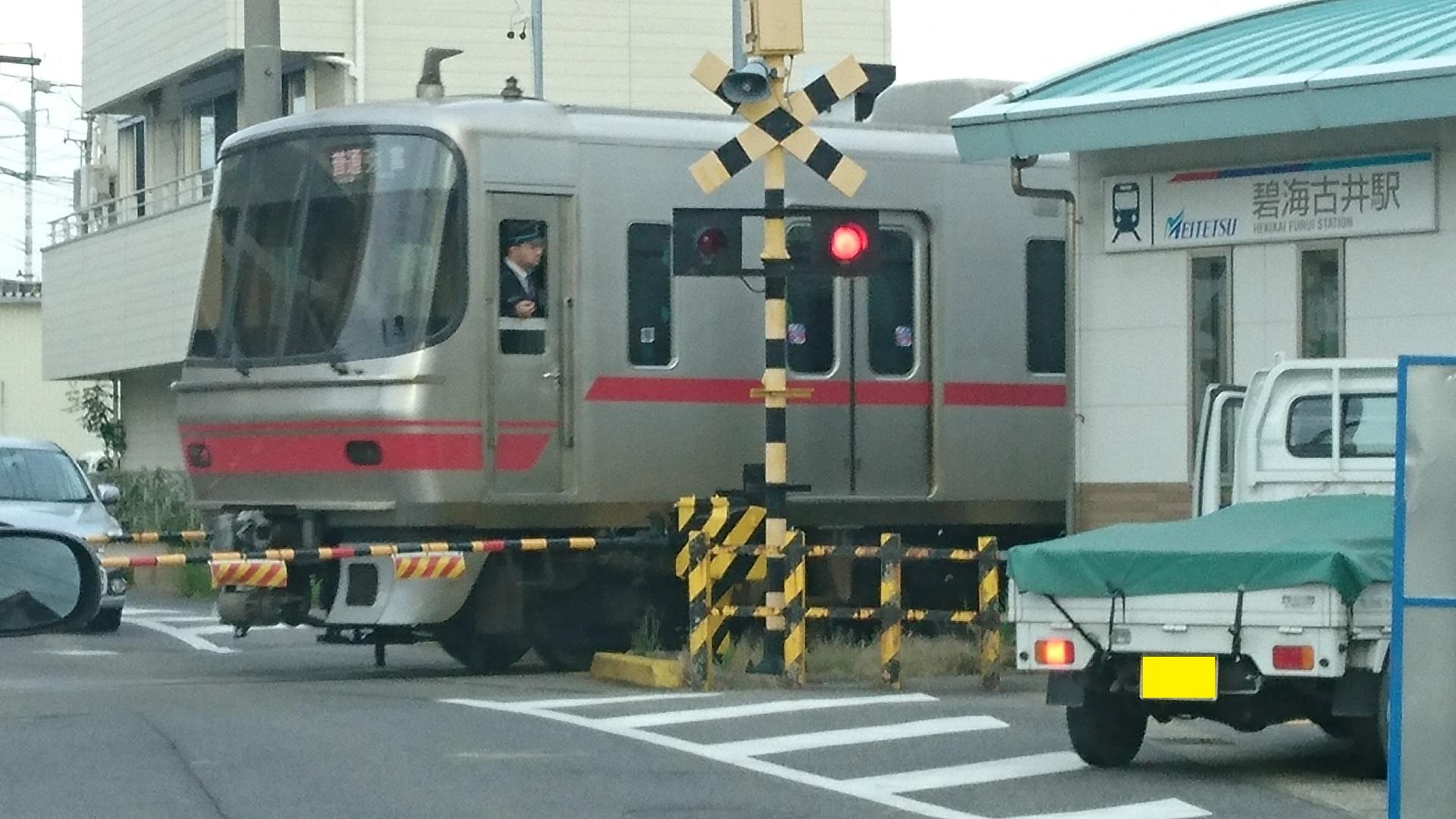 2016.11.10 古井 - 弥富いきふつう