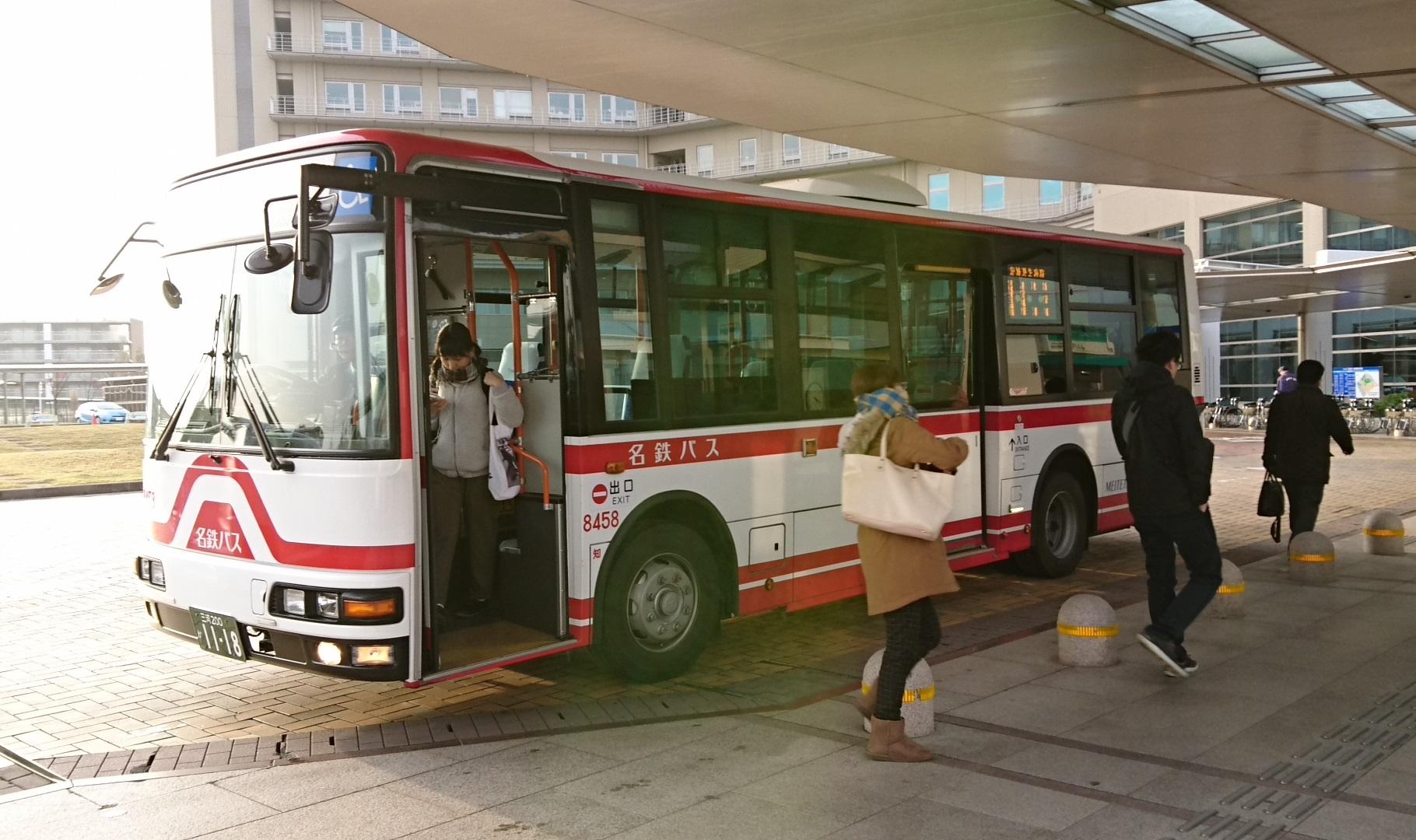 2016.11.25 (1) 更生病院 - 名鉄バス 1820-1080