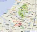 彦根の地図(あきひこ)