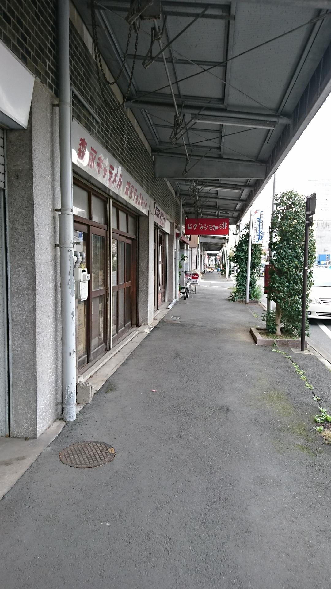 2016.12.9 豊橋 (9) 水上商店街 - ヒグラシ珈琲 1080-1920