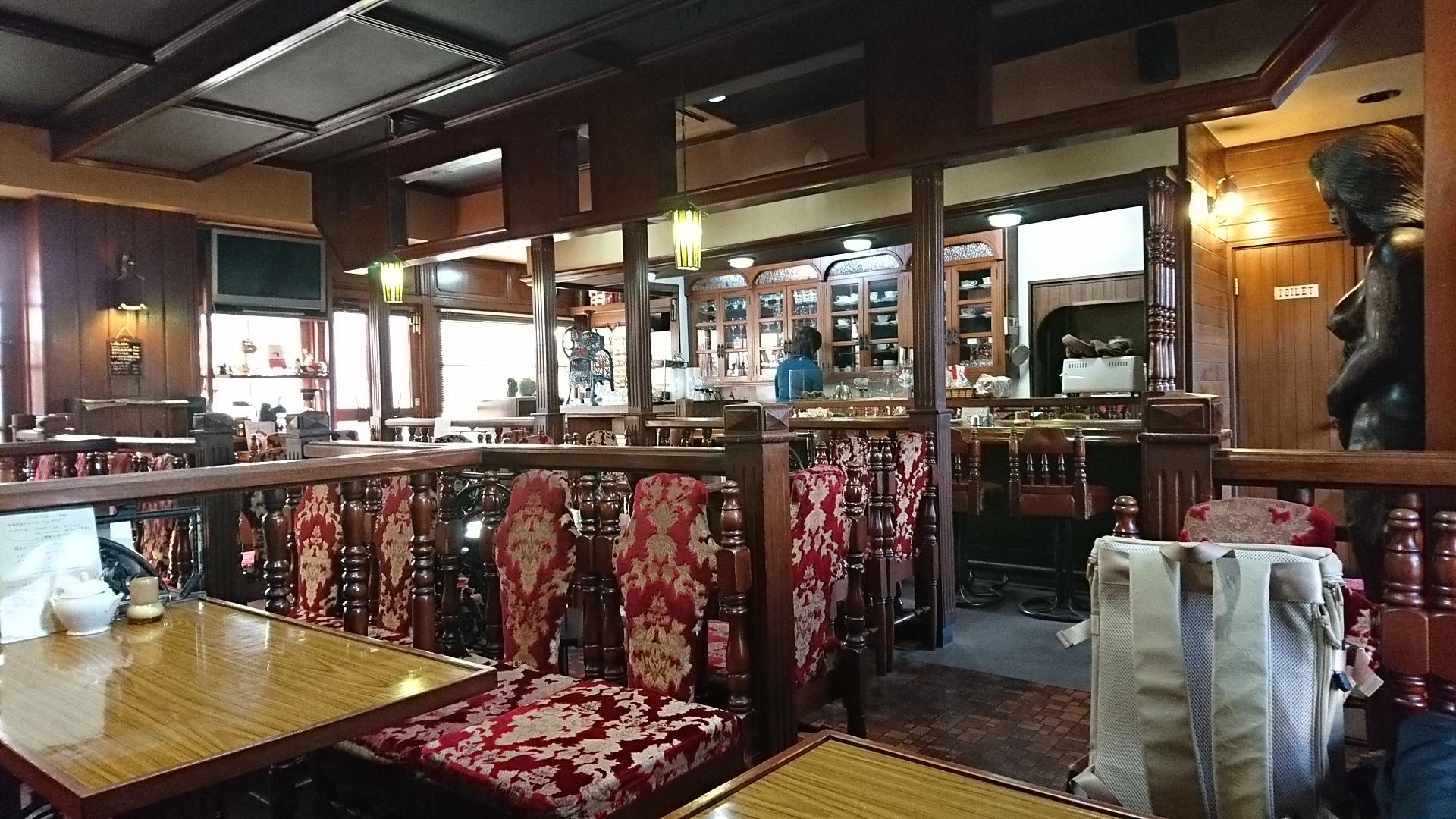 2016.12.9 豊橋 (10) 水上商店街 - ヒグラシ珈琲 1920-1080